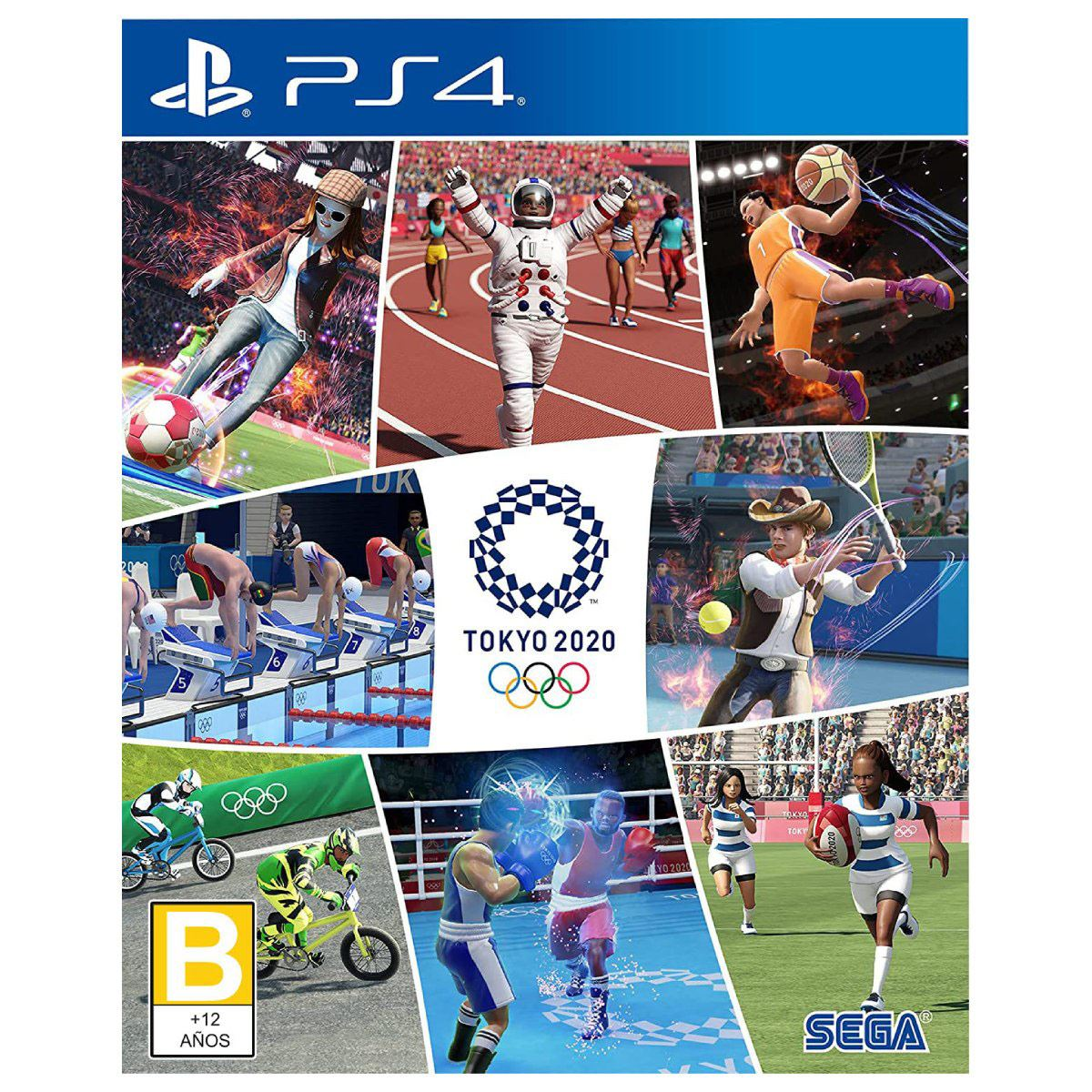 PS4 Tokyo 2020 Olympic Games