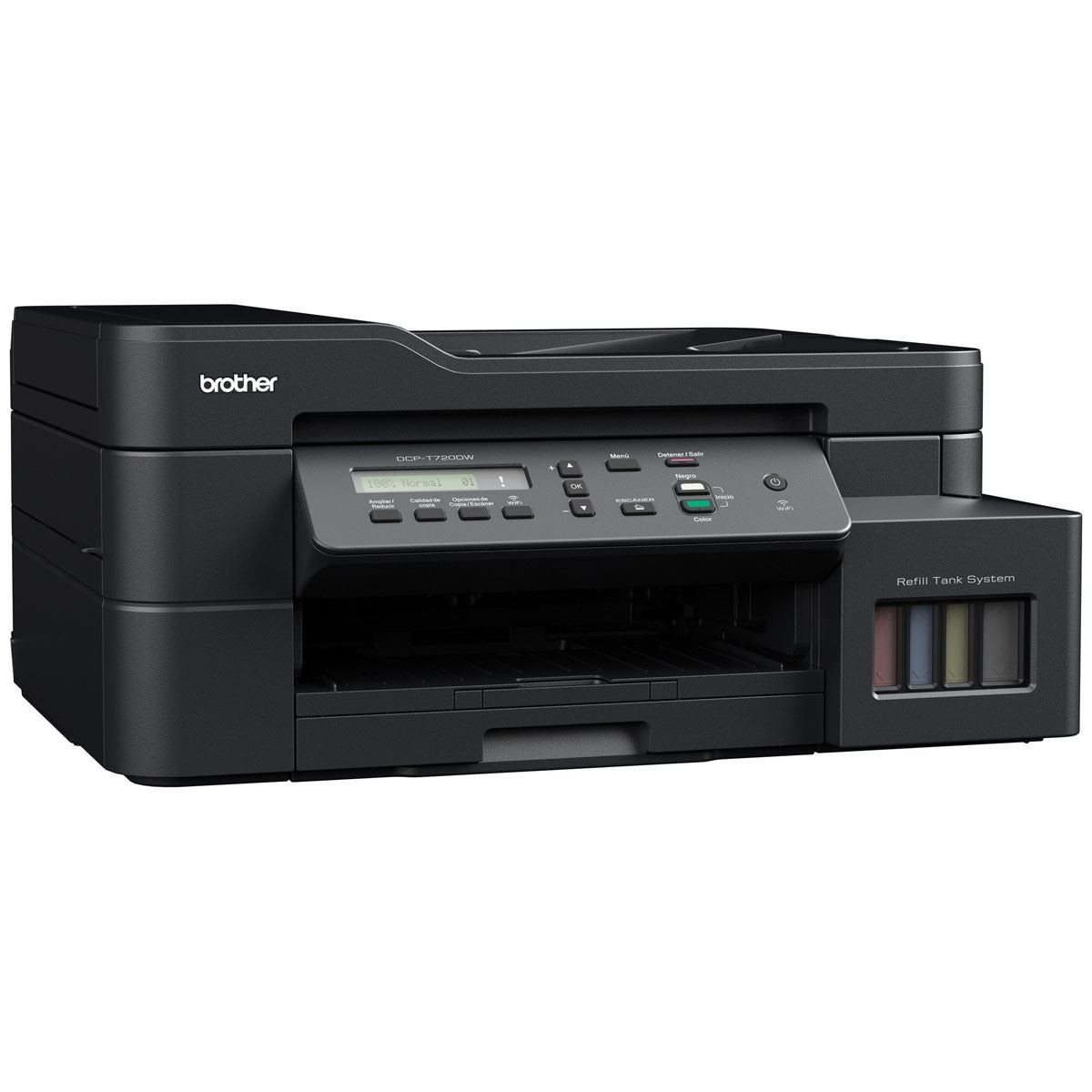 Impresora Multifuncional Brother Ink Tank DCP-T720DW