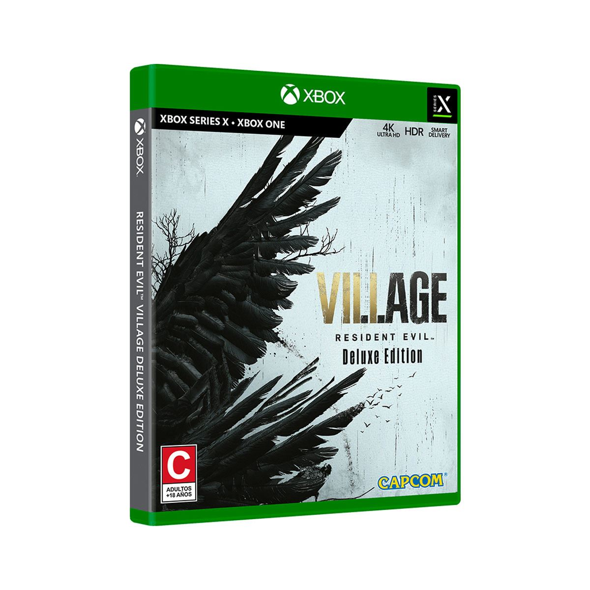 Xbox One Resident Evil Village Deluxe