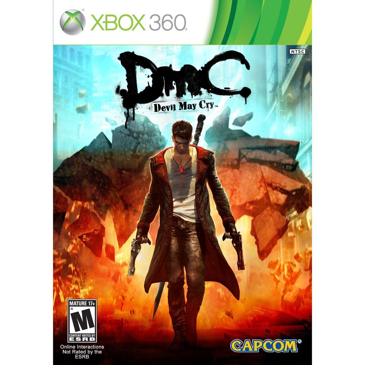 Xbox 360 devil may cry  - Sanborns