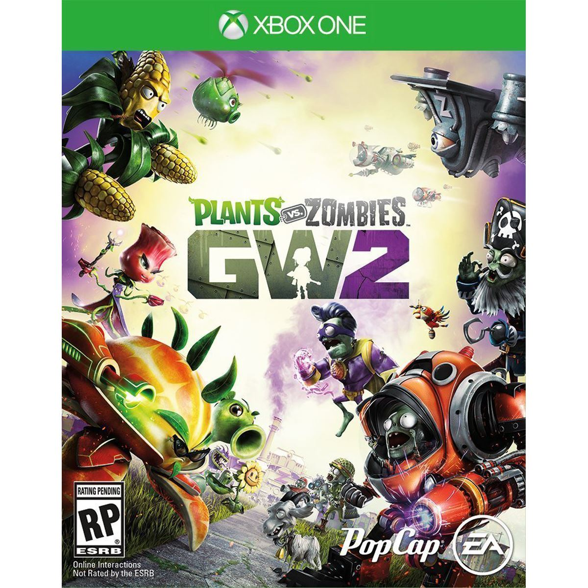Xbox one plants vs zombies gw2  - Sanborns