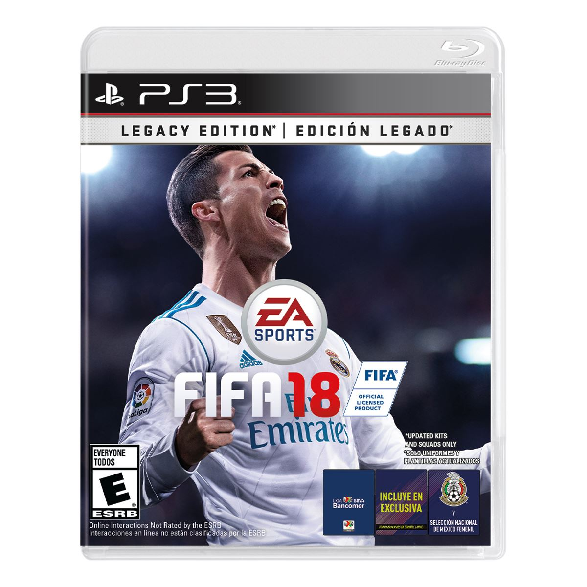 Ps3 fifa 18  - Sanborns