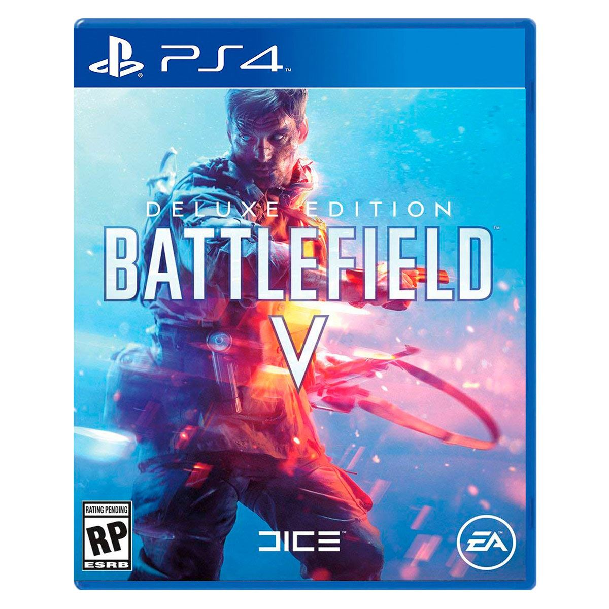 PS4 Battlefield V Deluxe Edition