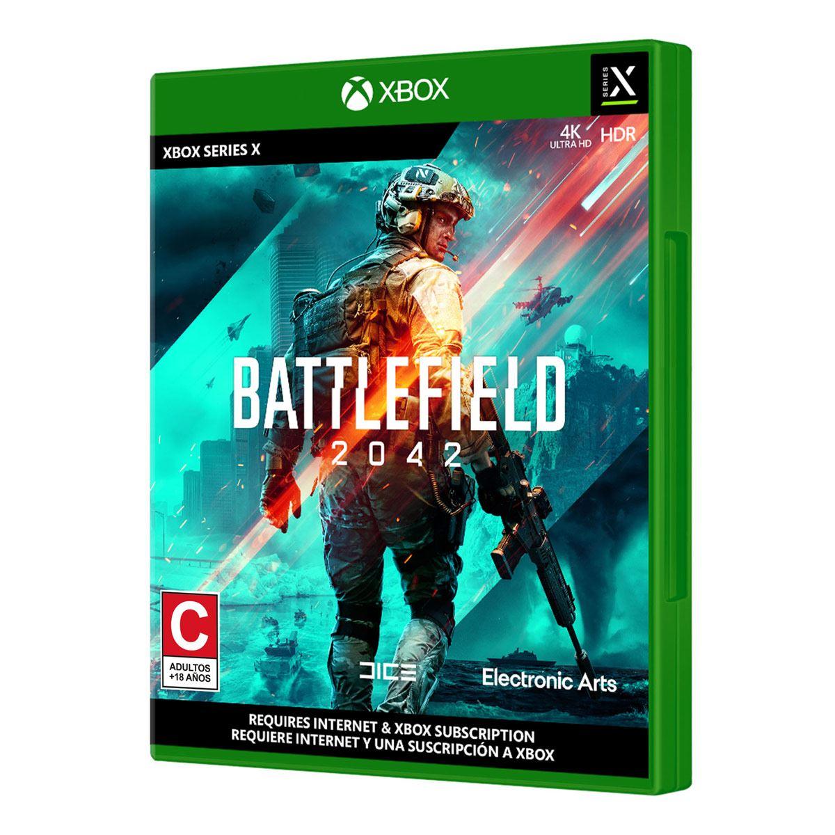 Preventa XBSX Battlefield 2042