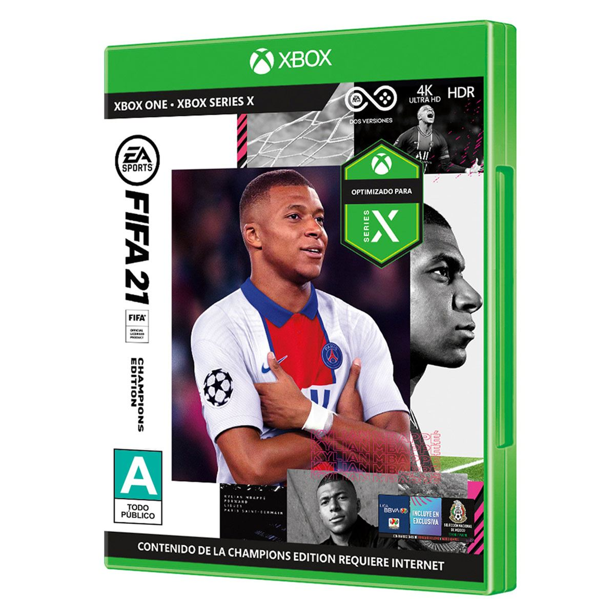 Xbox One FIFA 21 Deluxe Edition