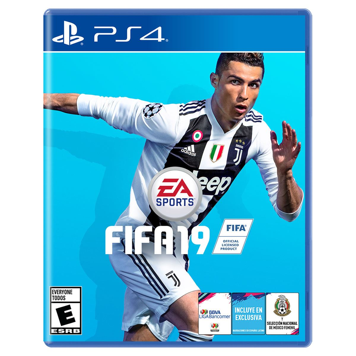 Preventa ps4 fifa 19  - Sanborns