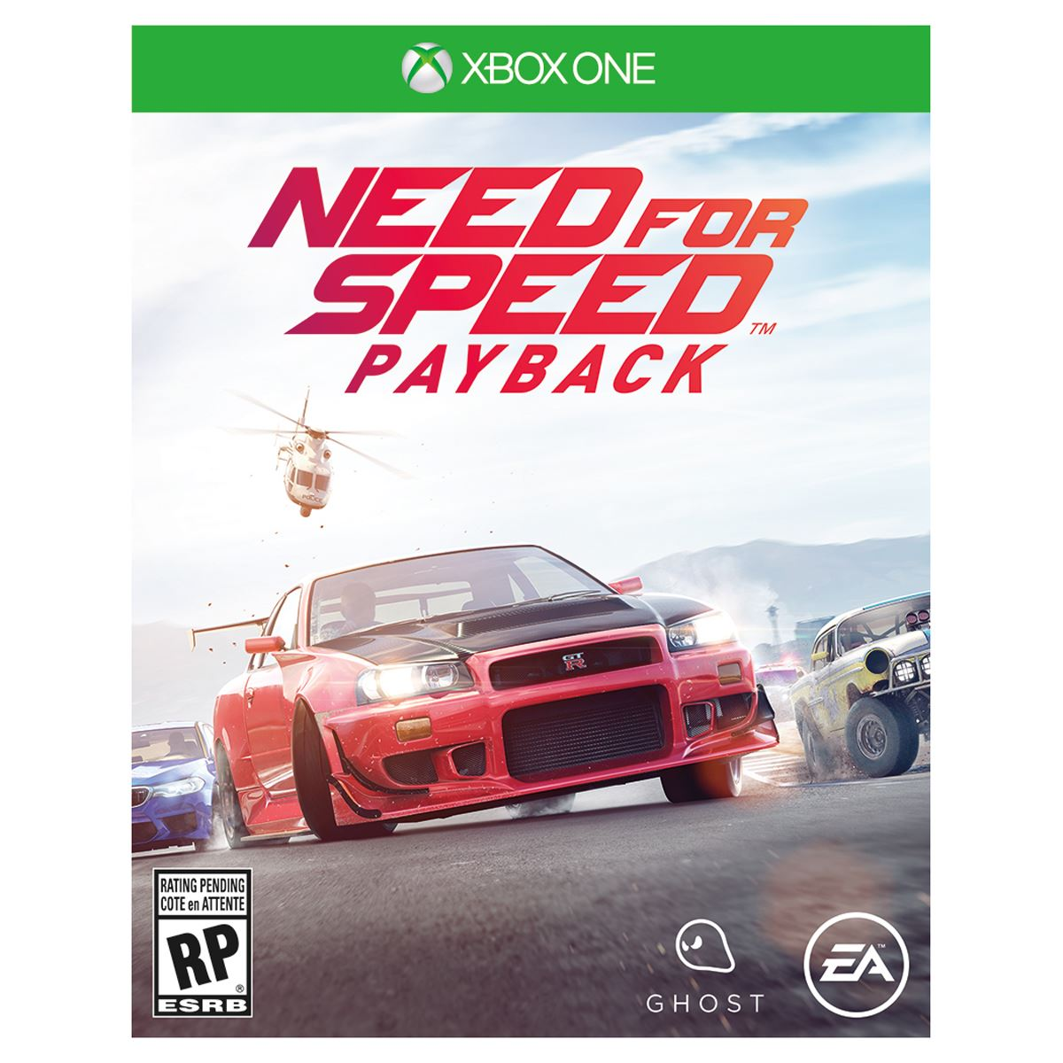 Xbox One NFS Payback