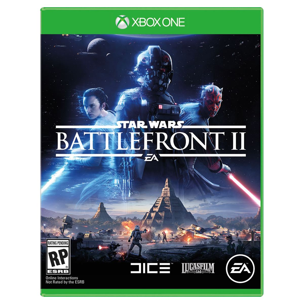 Xbox one star wars battlefront ii  - Sanborns