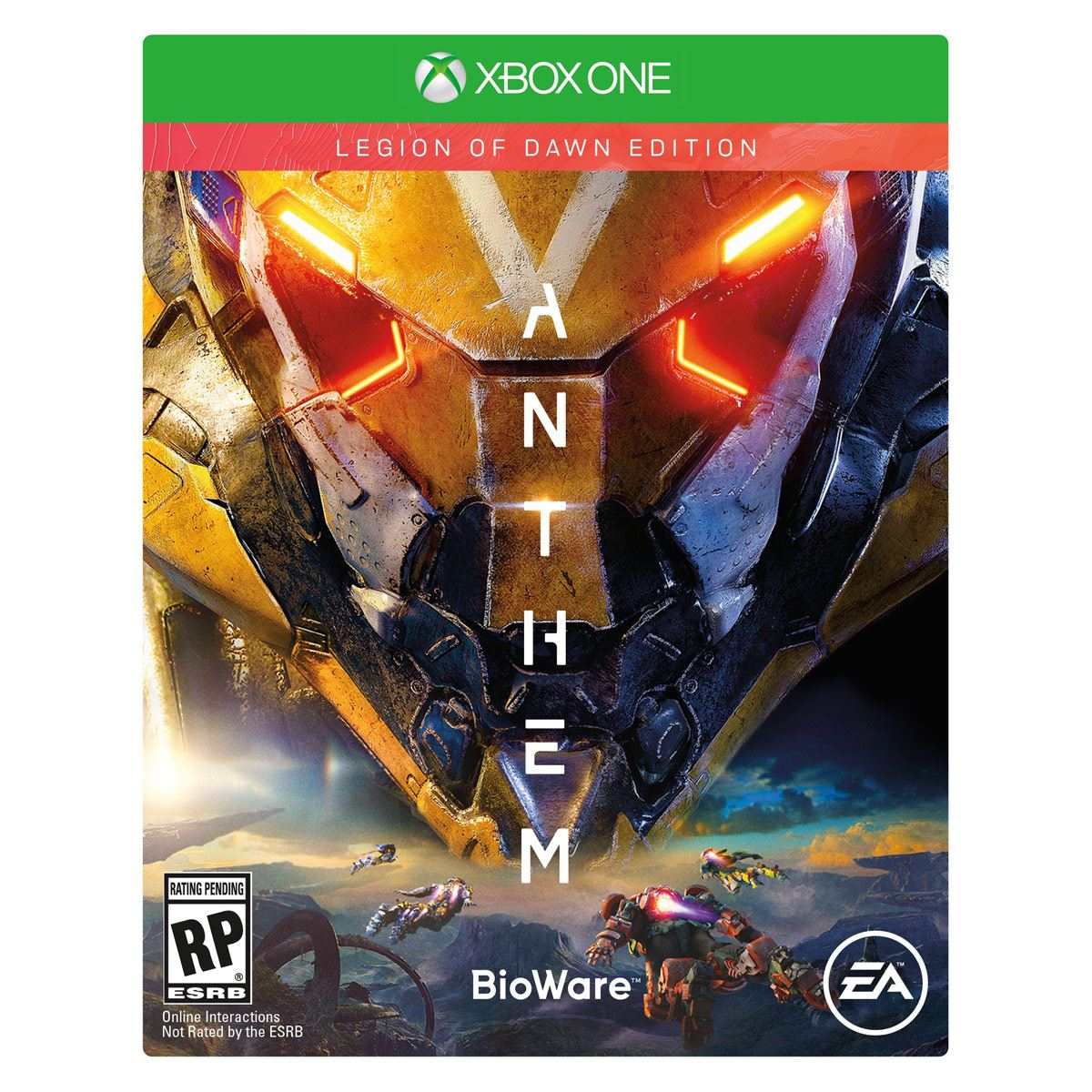 Xbox One Anthem Legion of Dawn ED
