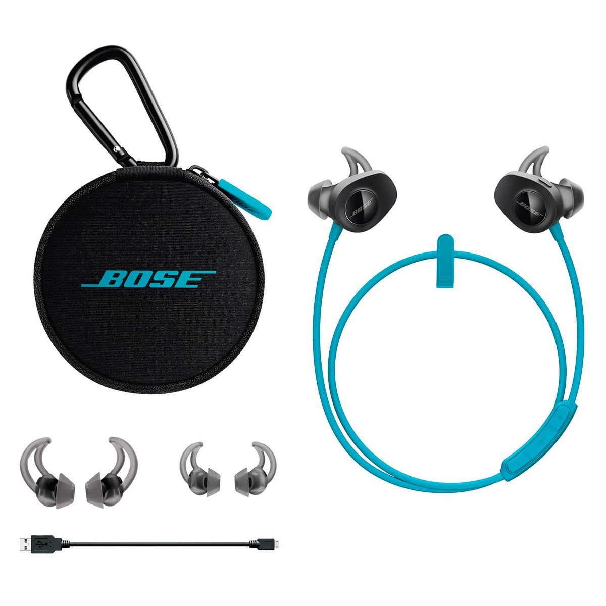 Audífonos Bose Soundsport Wireless Azul