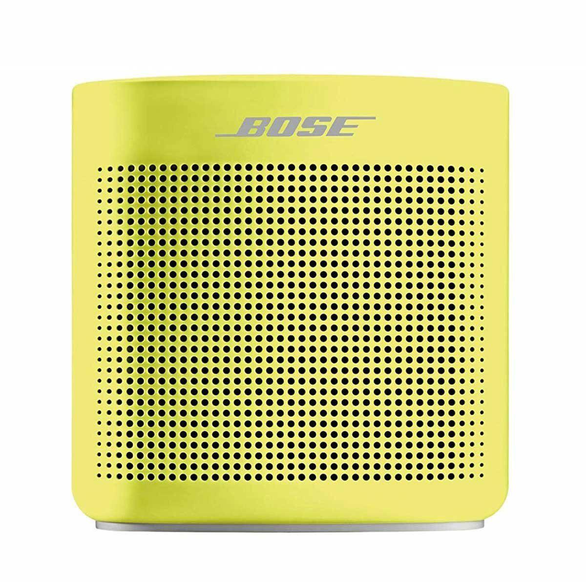 Bocina Bose SoundLink Color II Amarilla