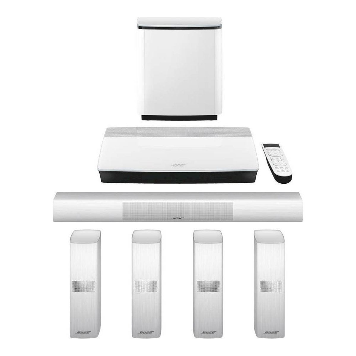 Hometheater LS 650 Blanco Bose