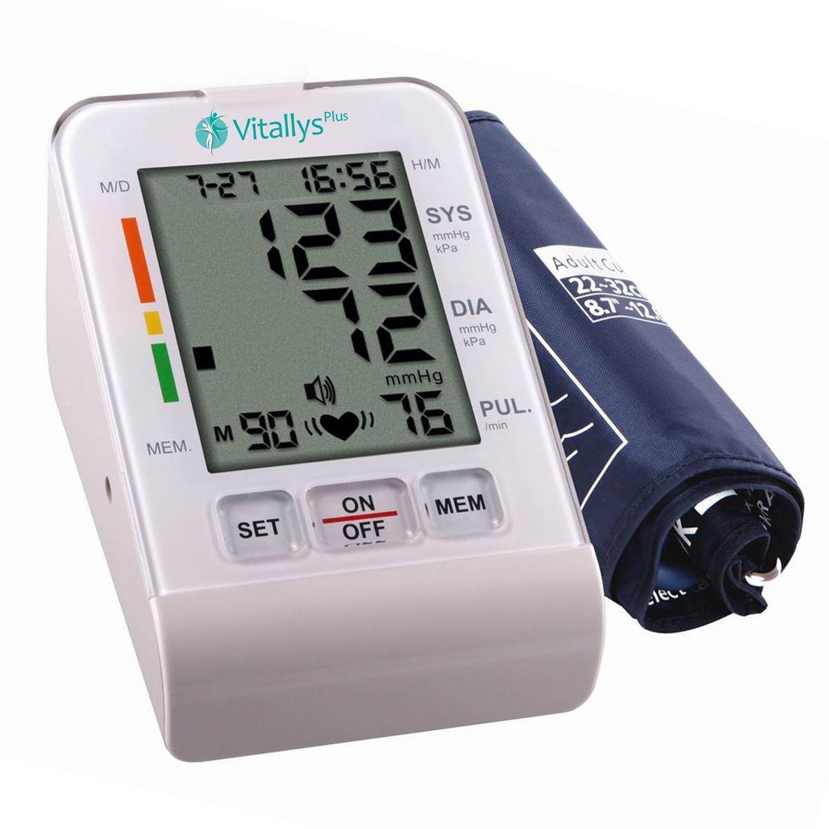 Baumanómetro vitallys vbpm-3a  - Sanborns