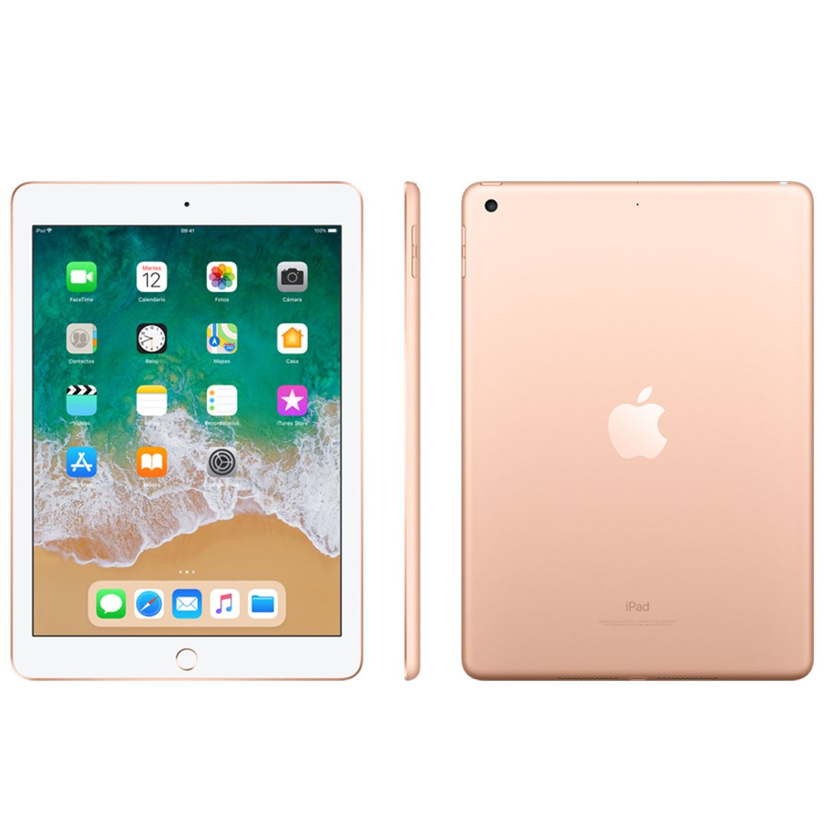 Ipad wi-fi 32gb gold  - Sanborns