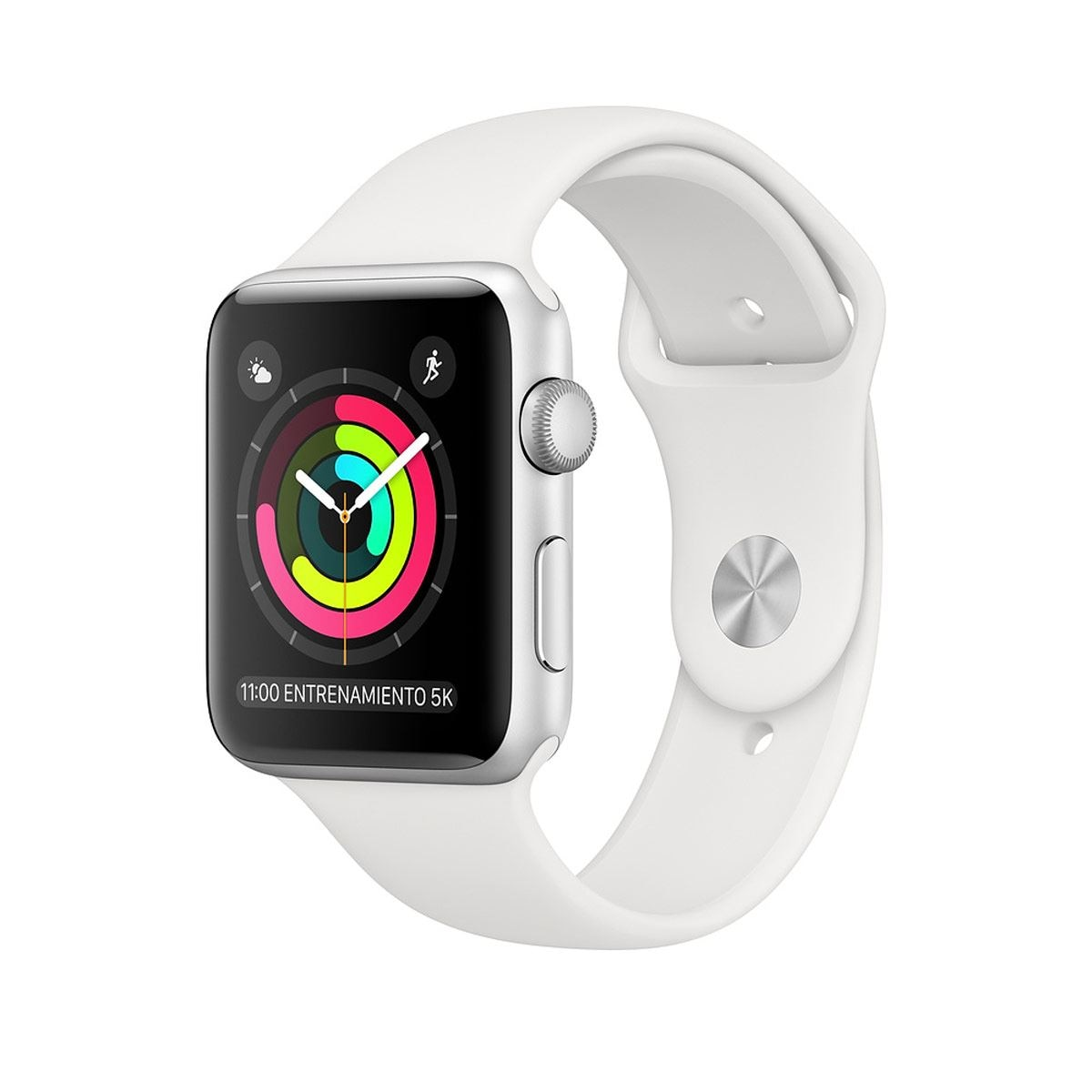 Apple Watch S3 42MM Blanco