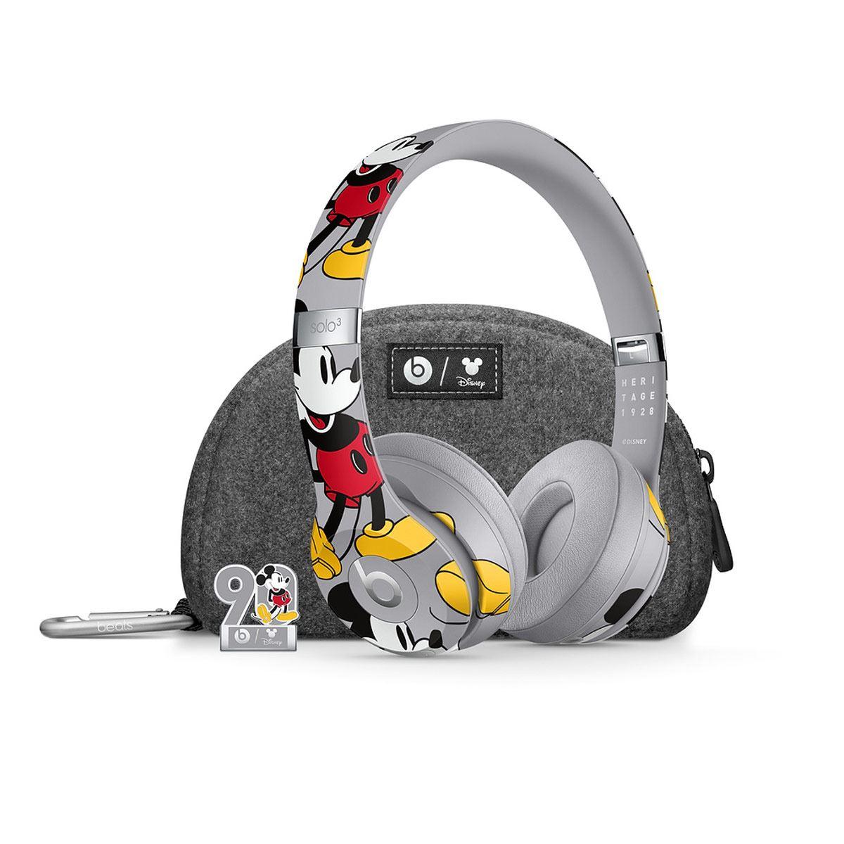 Audífonos Beats Solo3 Mickey Mouse 90th