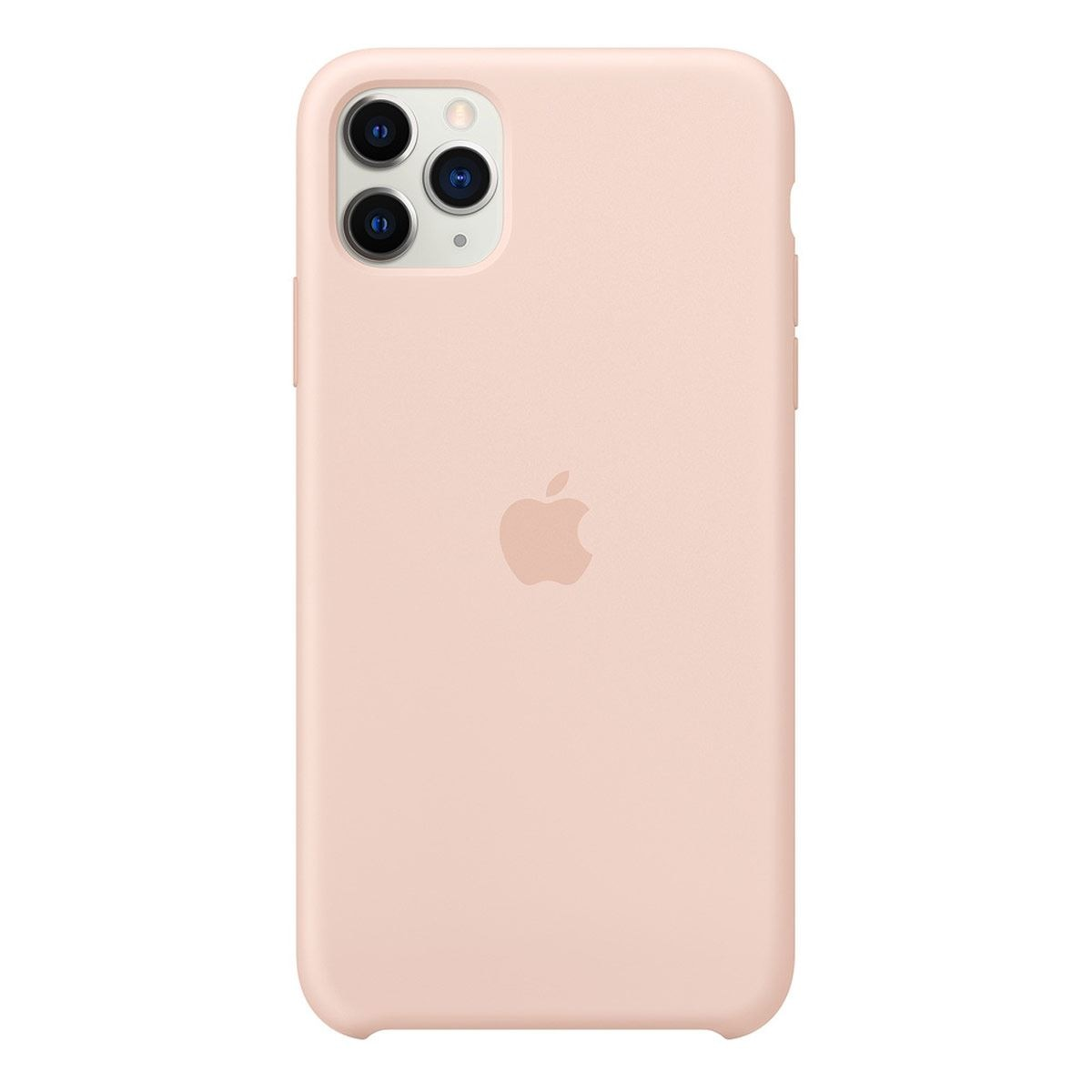 Funda de Silicón para iPhone 11 Pro Max Rosa