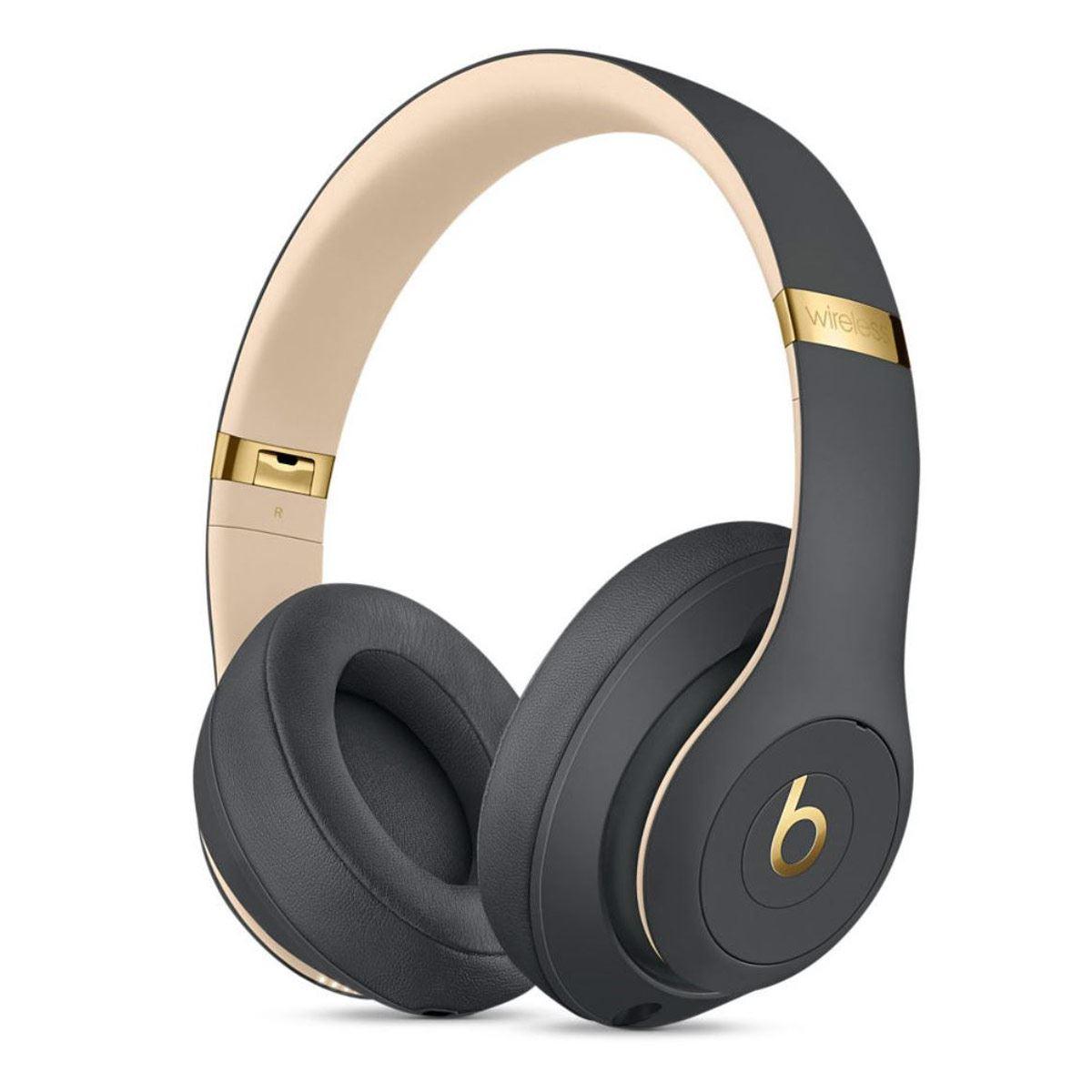 Audífonos Beats Studio3 Wireless Gris Penumbra