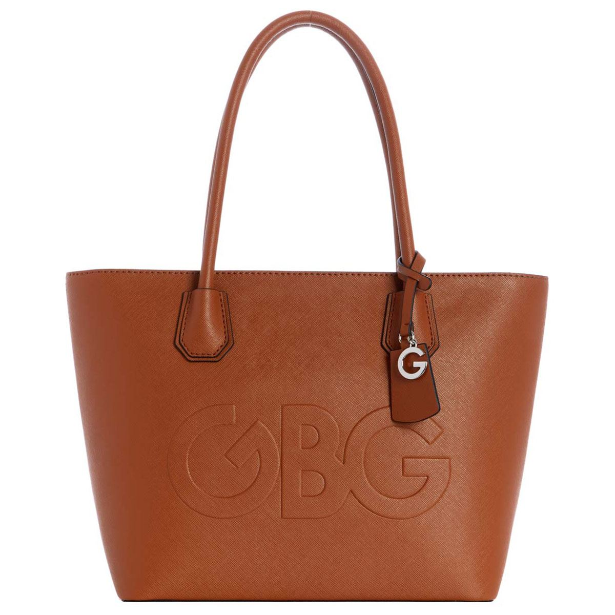 Bolso G By Guess Rainer carryall  café