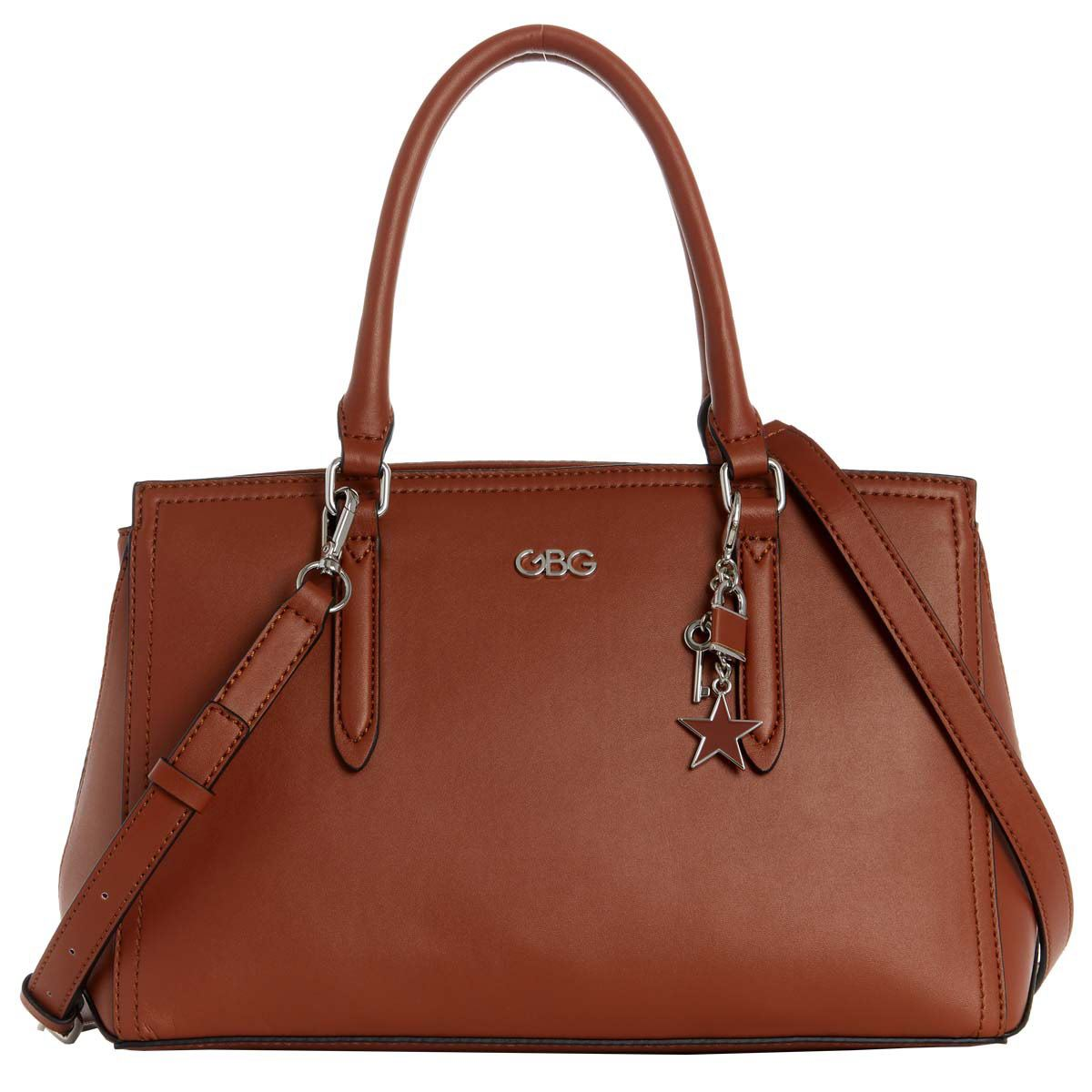 Bolso G By Guess Pacific Coast satchel  café
