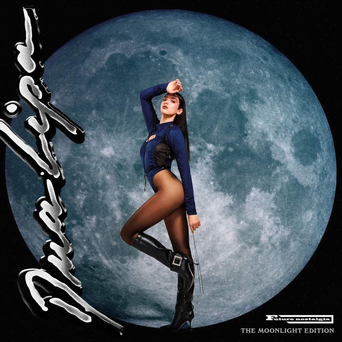 CD Dua Lipa - Future Nostalgia Moonlight Edition