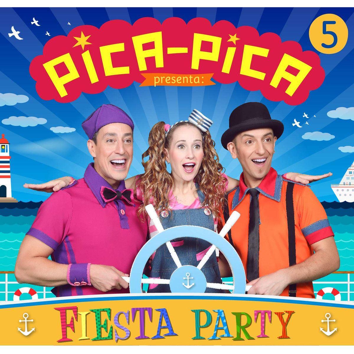 CD Pica Pica - Fiesta Party