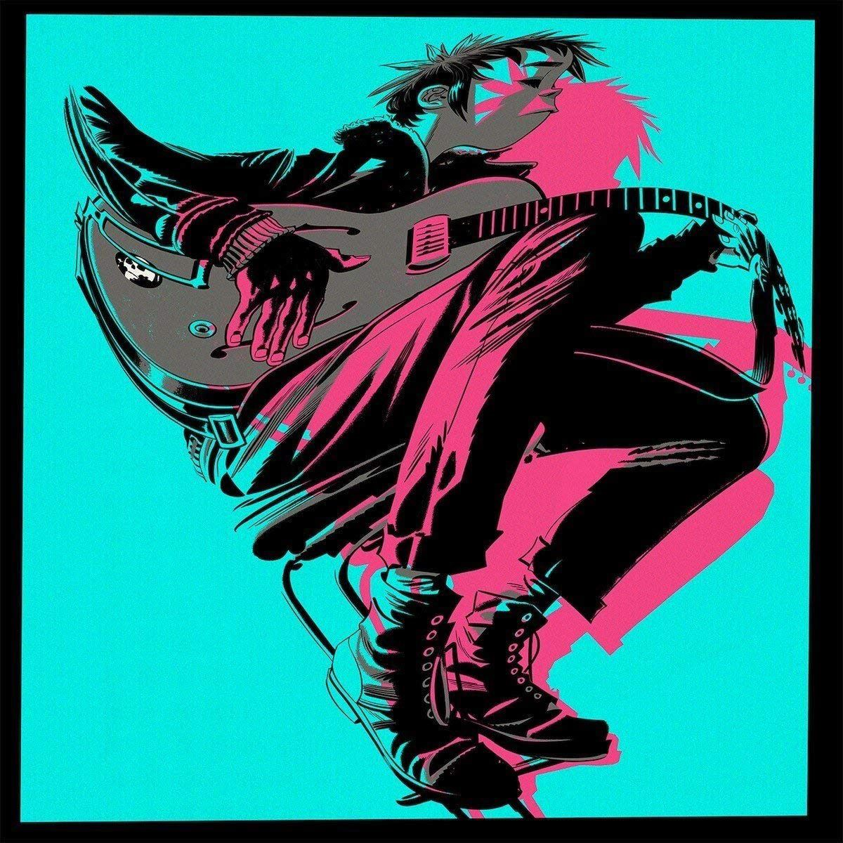 LP Gorillaz- The Now Now