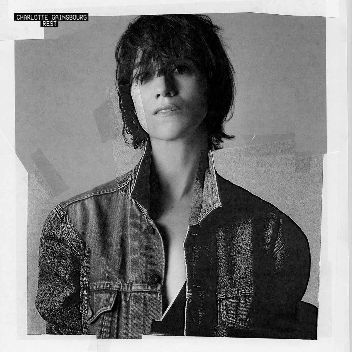 Lp2/cd charlotte gainsbourg- rest  - Sanborns