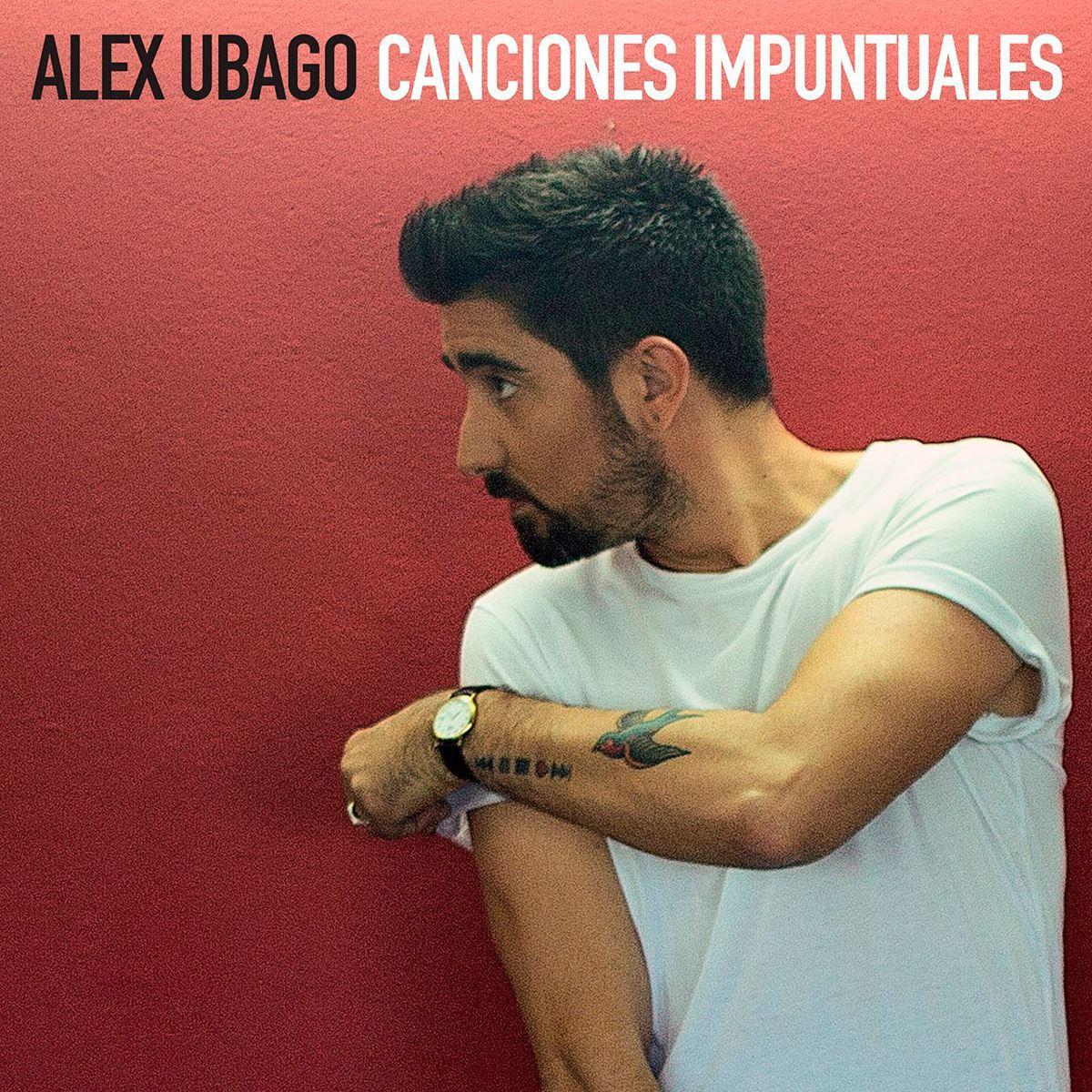 Cd alex ubago  canciones puntuales  - Sanborns