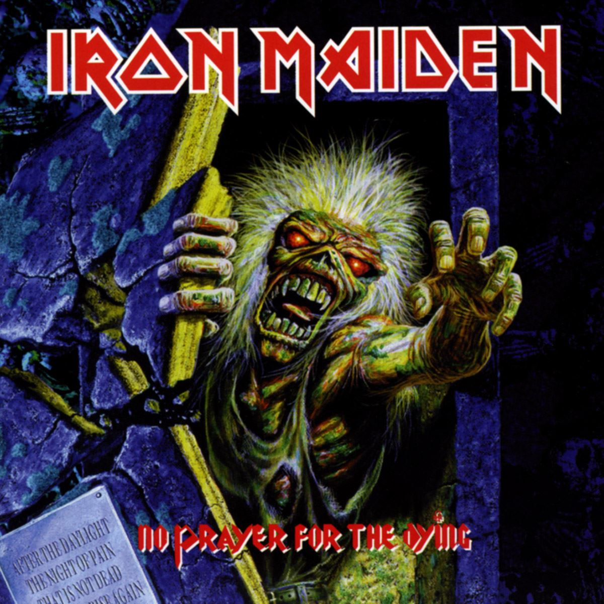LP Iron Maiden-No Prayer For The Dying