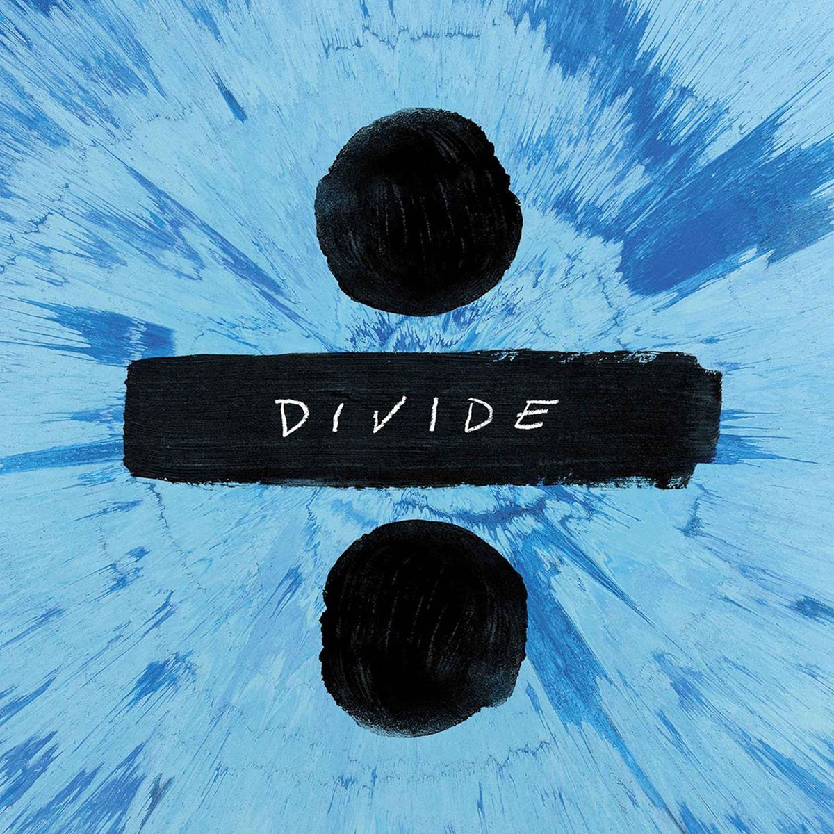 Cd ed sheeran divide  - Sanborns