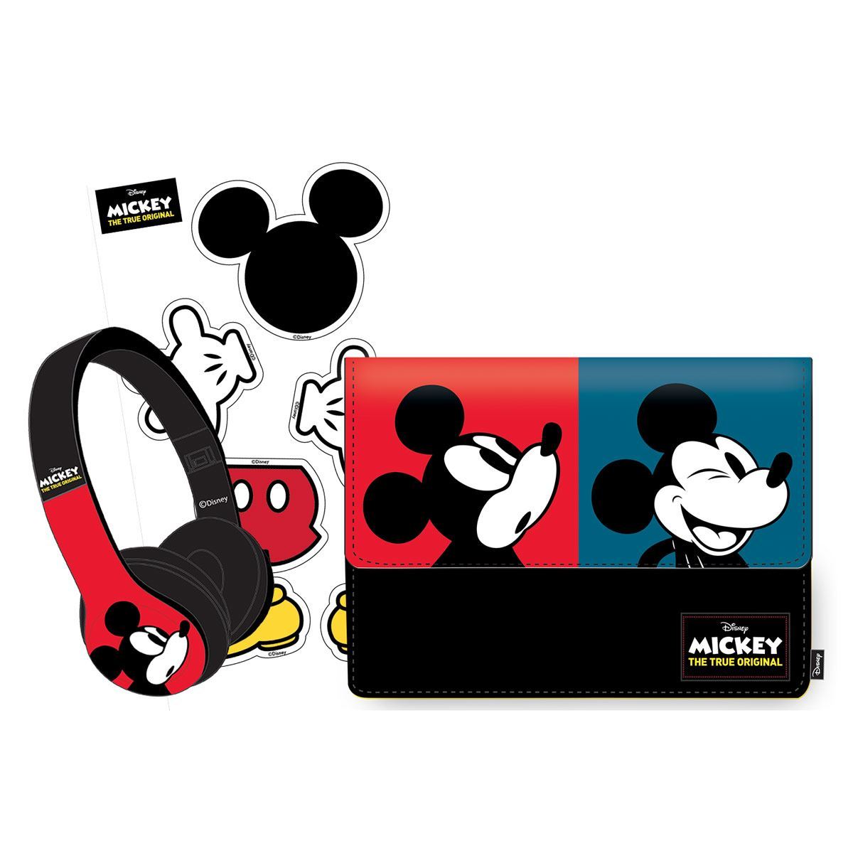 Bundle Mickey Tableta Lenovo TAB YT3+ Case