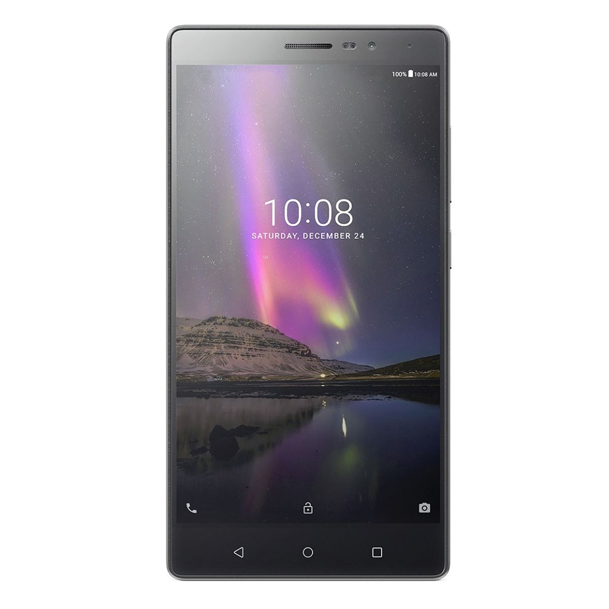 Tablet phab pb2 650y lenovo 32gb gris  - Sanborns