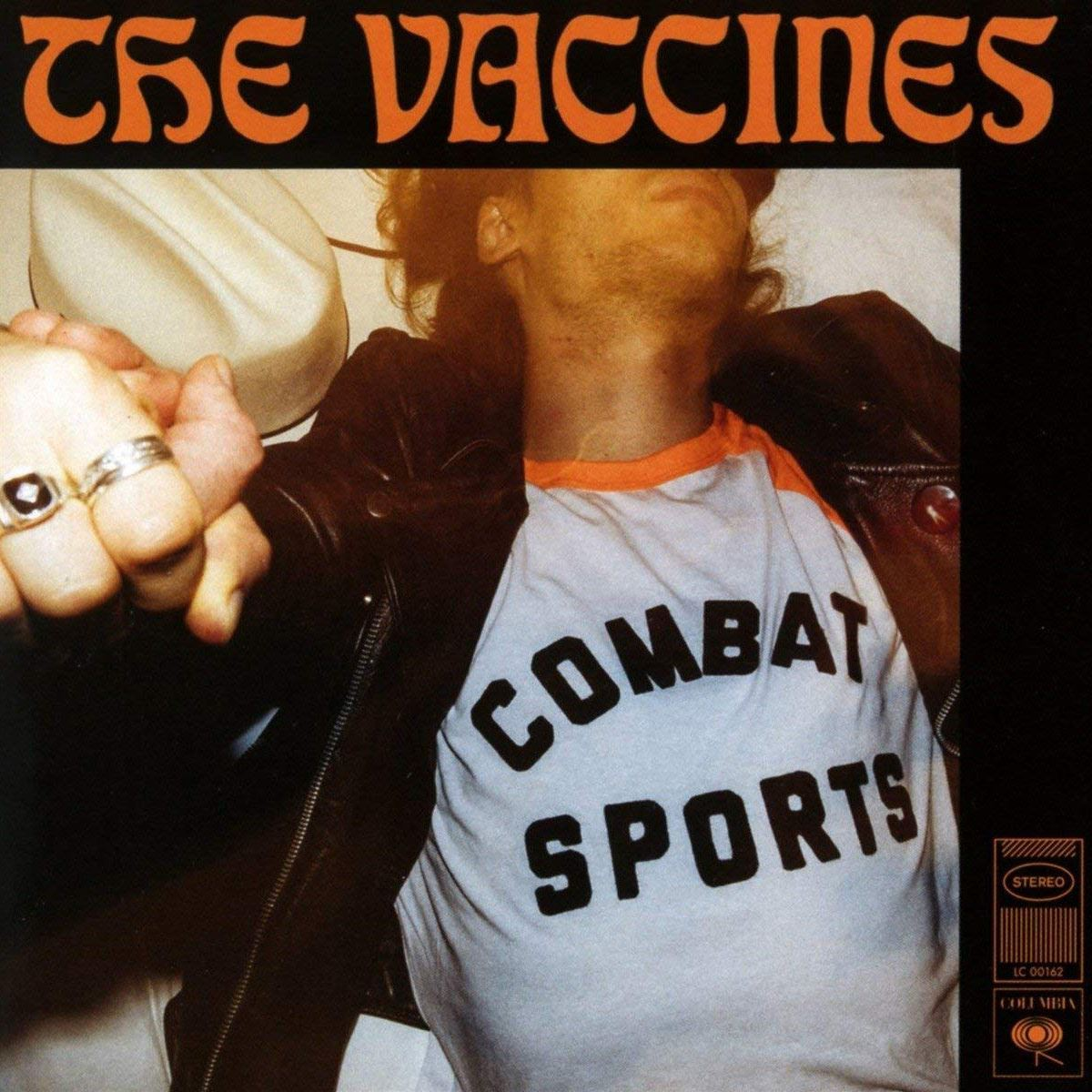 CD The Vaccines-Combat Sports