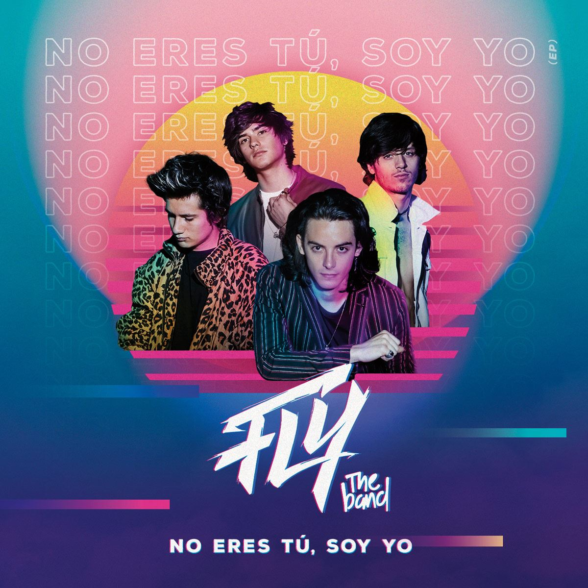 CD Fly The Band- No Eres Tu, Soy Yo