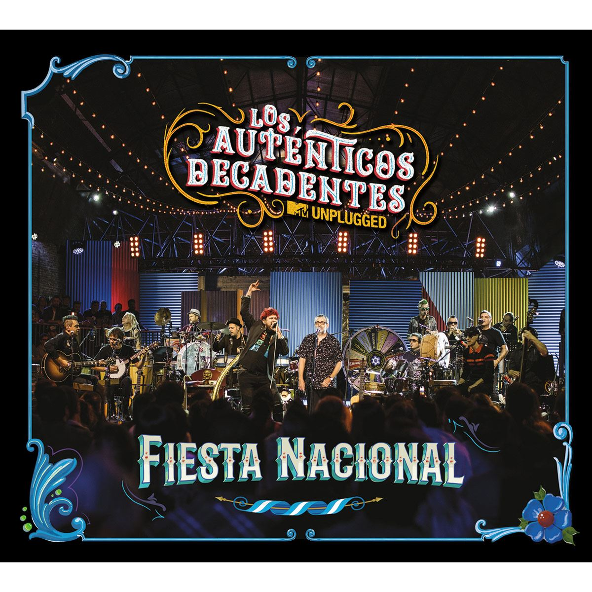 CD/DVD Los Auténticos Decadentes Unplugged