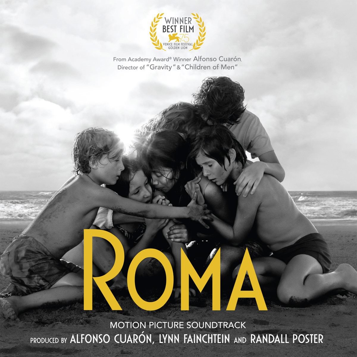CD Roma- Varios Motion Picture Sound