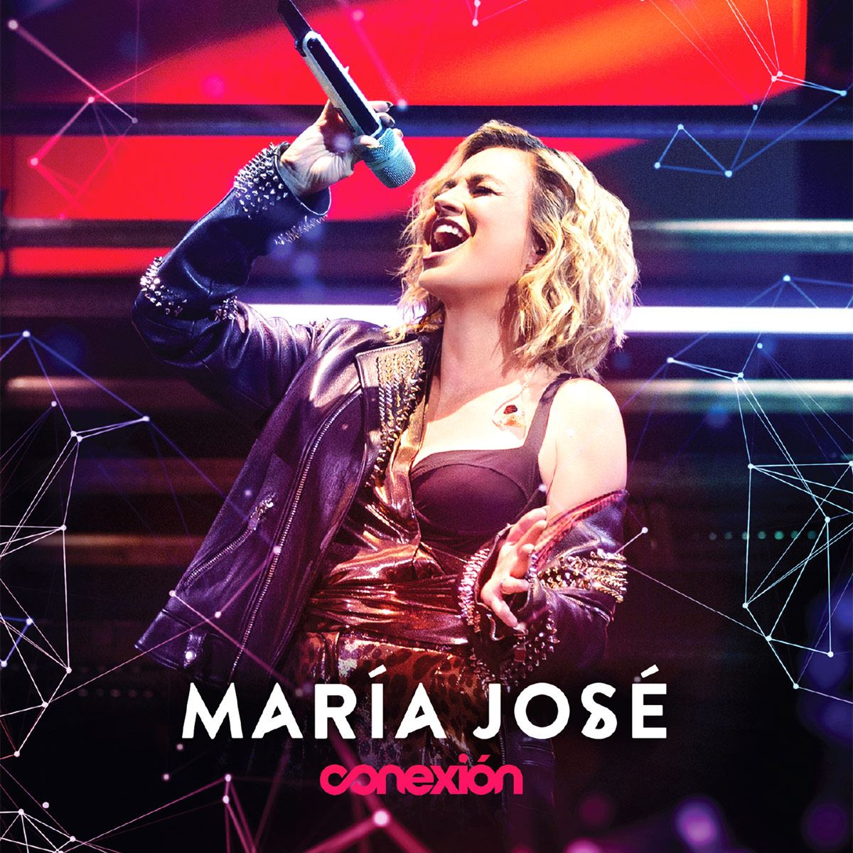 CD+DVD María José- Conexión