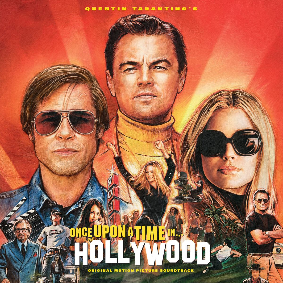 CD Varios Once Upon a Time In Hollywood