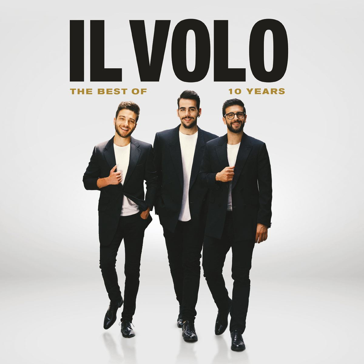 CD + DVD Il Volo - The Best Of 10 Years