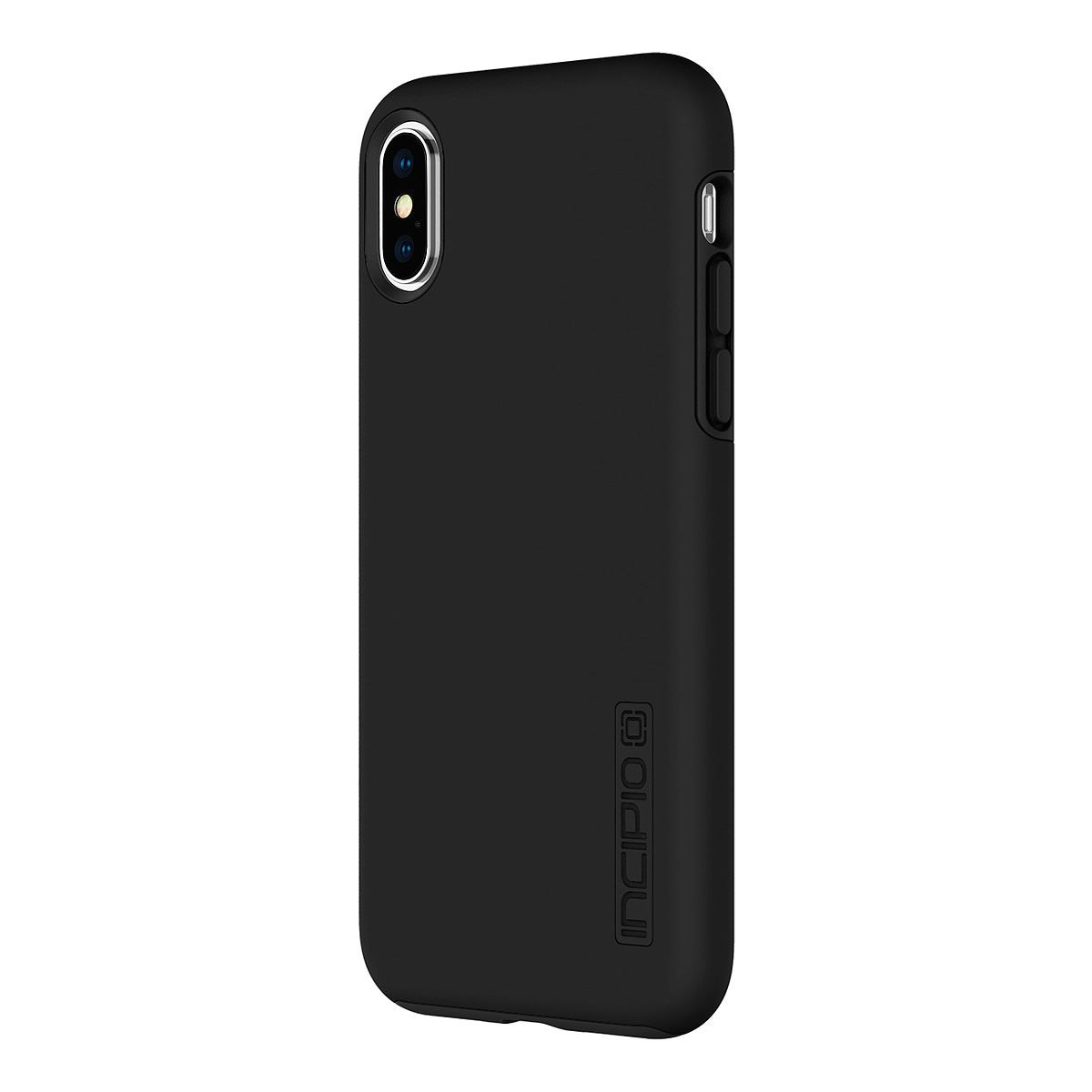 Funda incipio dualpro iphone x negro  - Sanborns