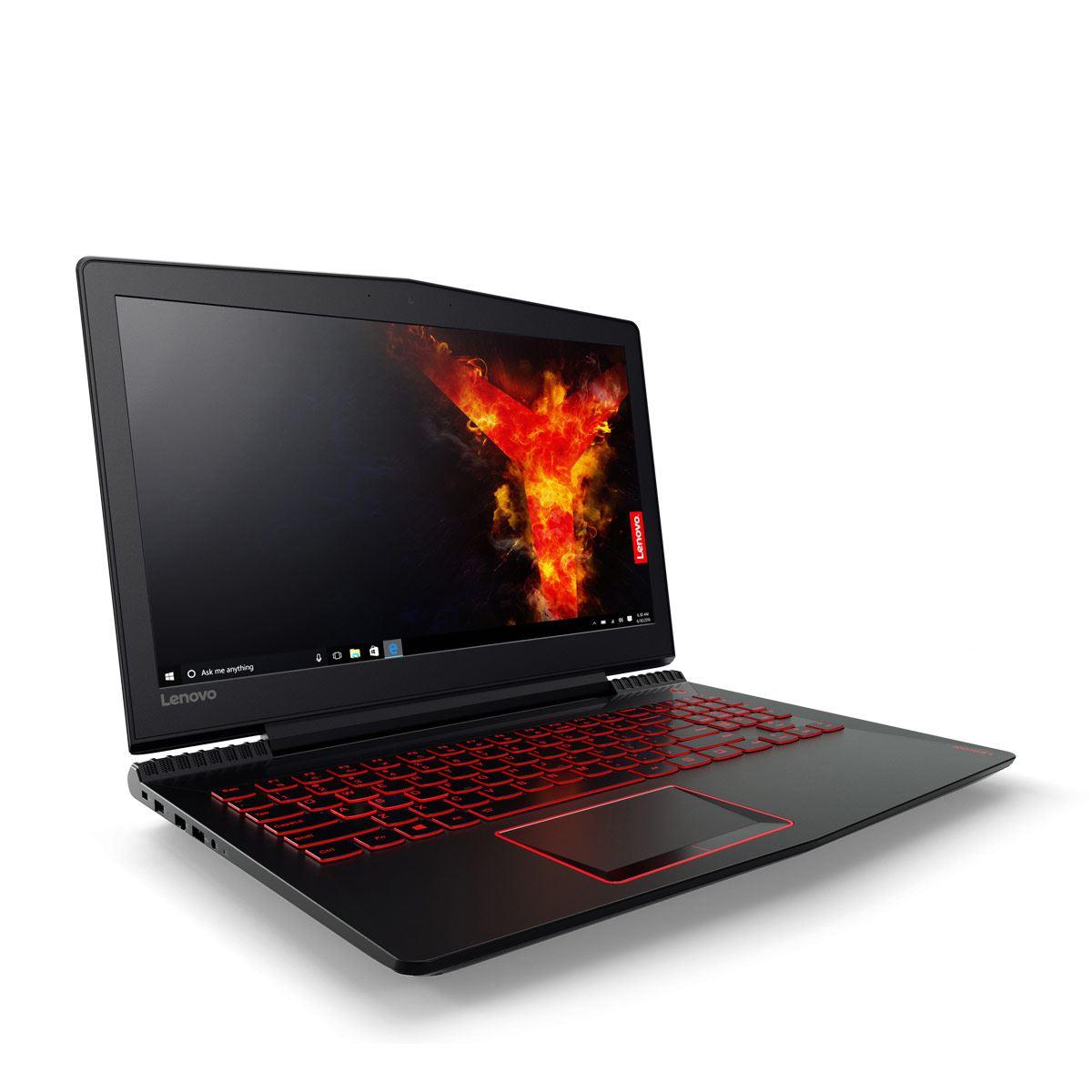 Laptop gamer y520-15ikbn lenovo  - Sanborns