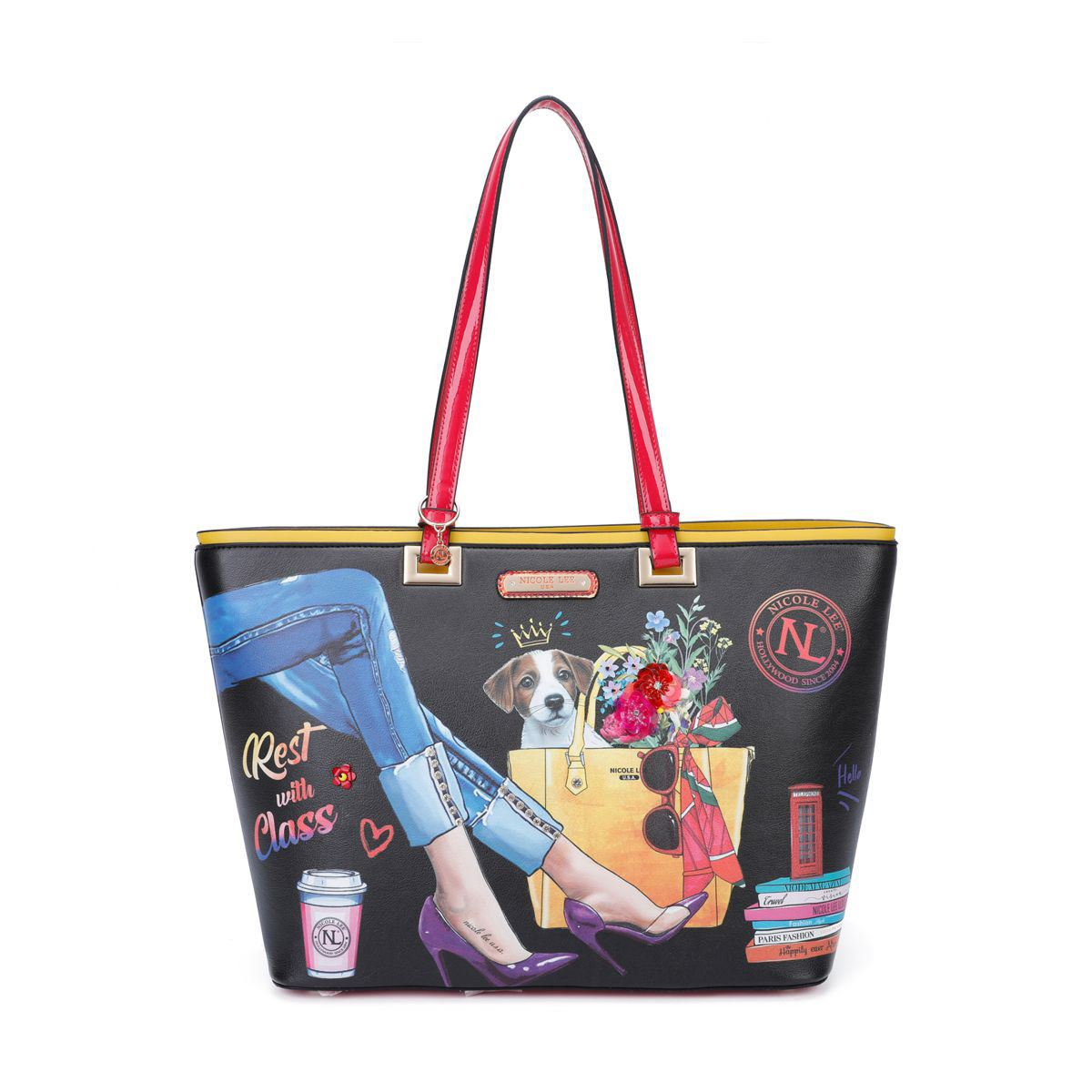 Bolso tote RWC15235 rest with class