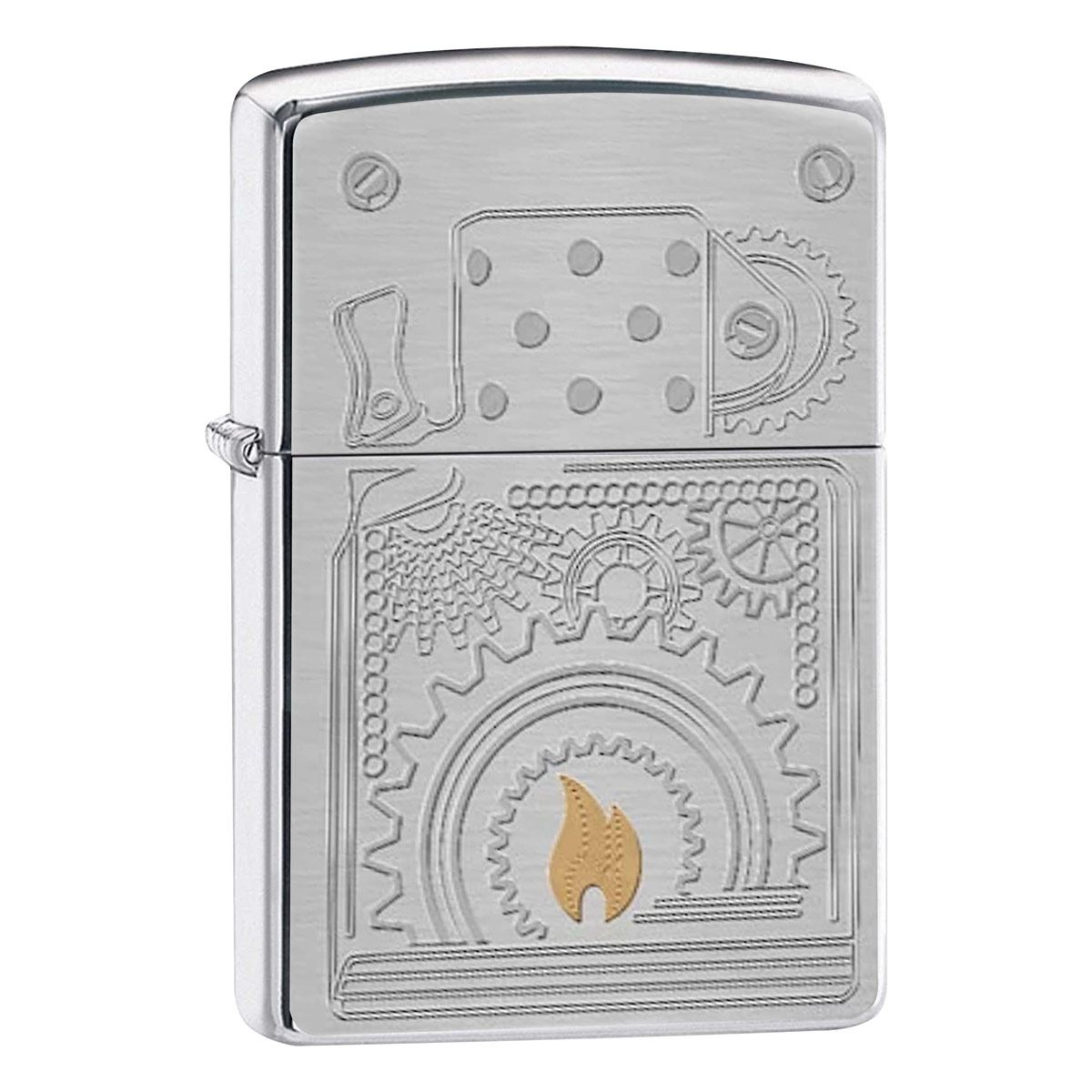 Encendedores Zippo Fall Price Figther Engranaje