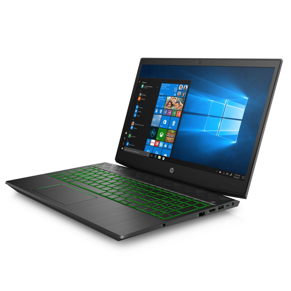 Laptop Gamer HP Pavilion 15-CX0001LA