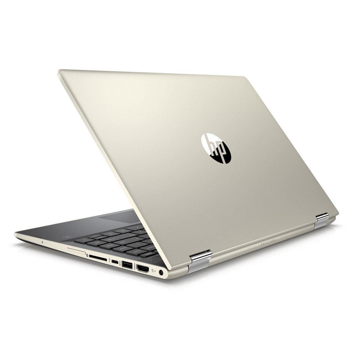 Paquete Laptop HP 14-CD0009LMLASS + Impresora y bocina