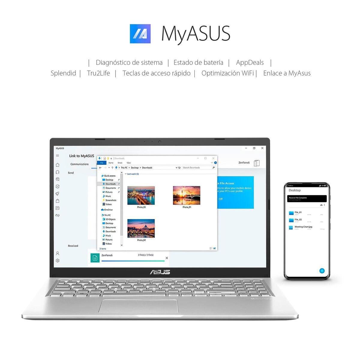 Laptop Asus X515JA 15.6