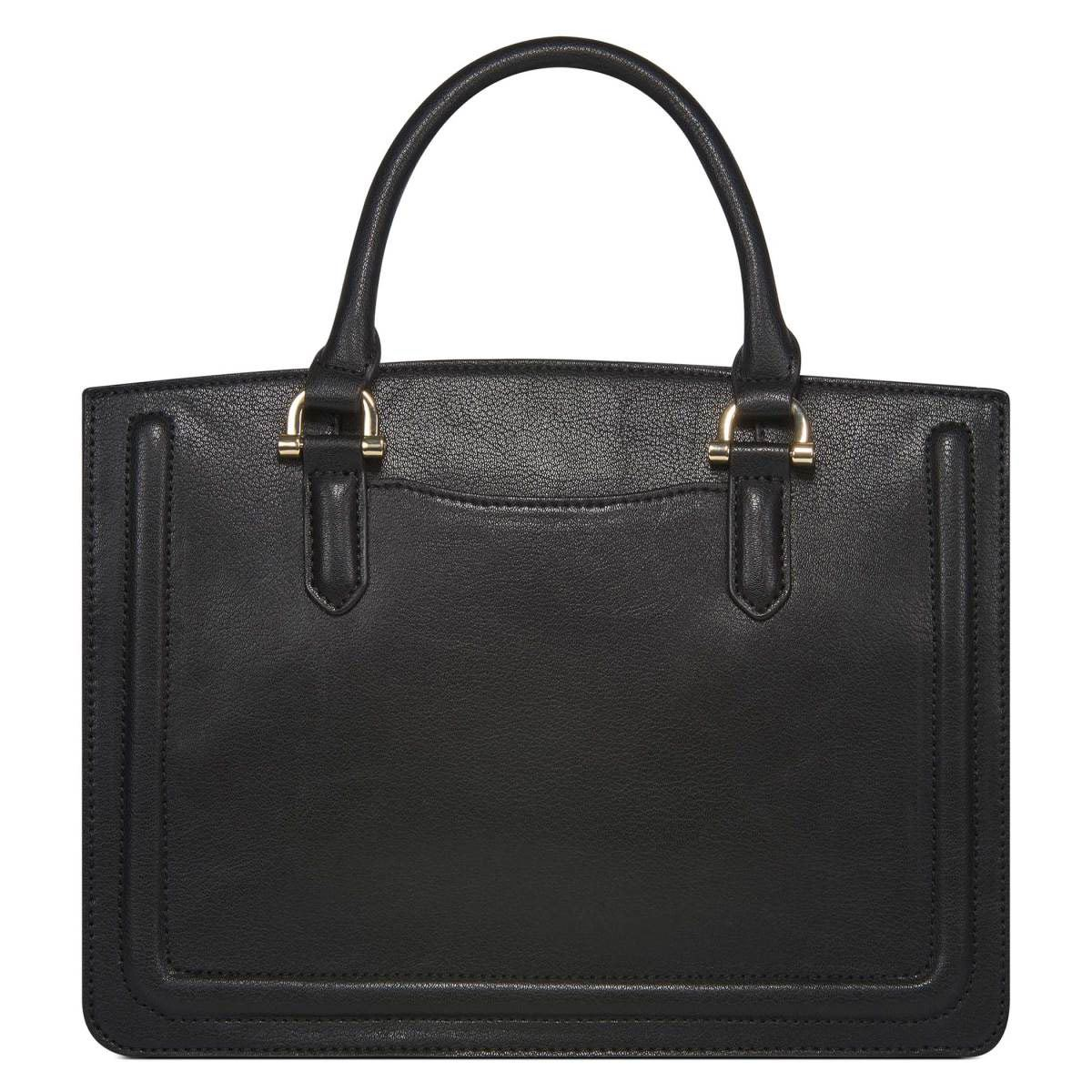 Bolso Nine West Satchel Negro