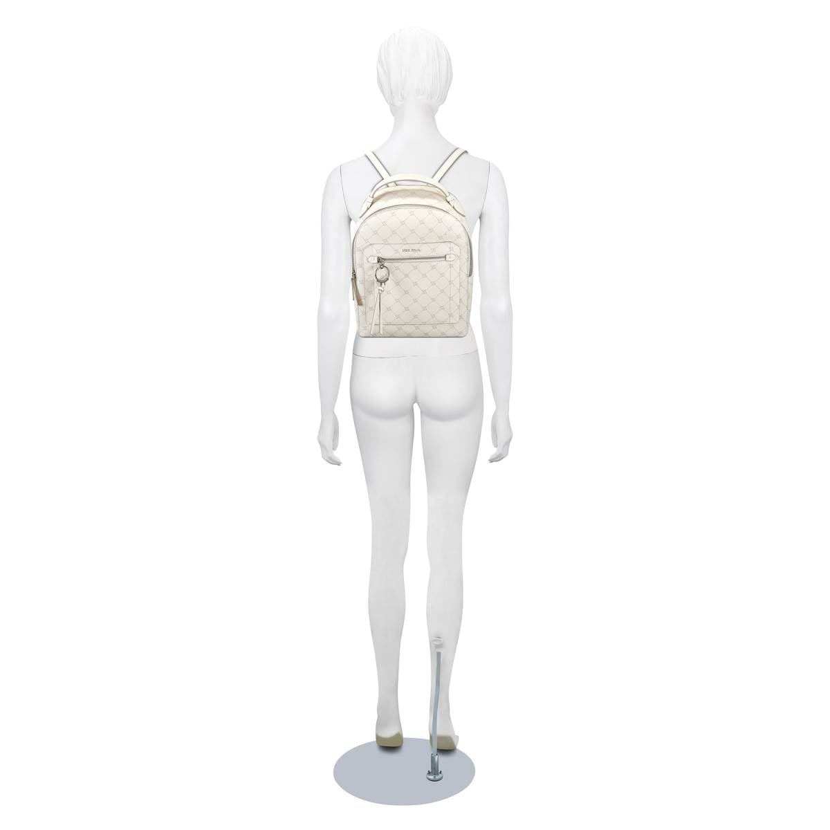 Bolso Nine West backpack ivory