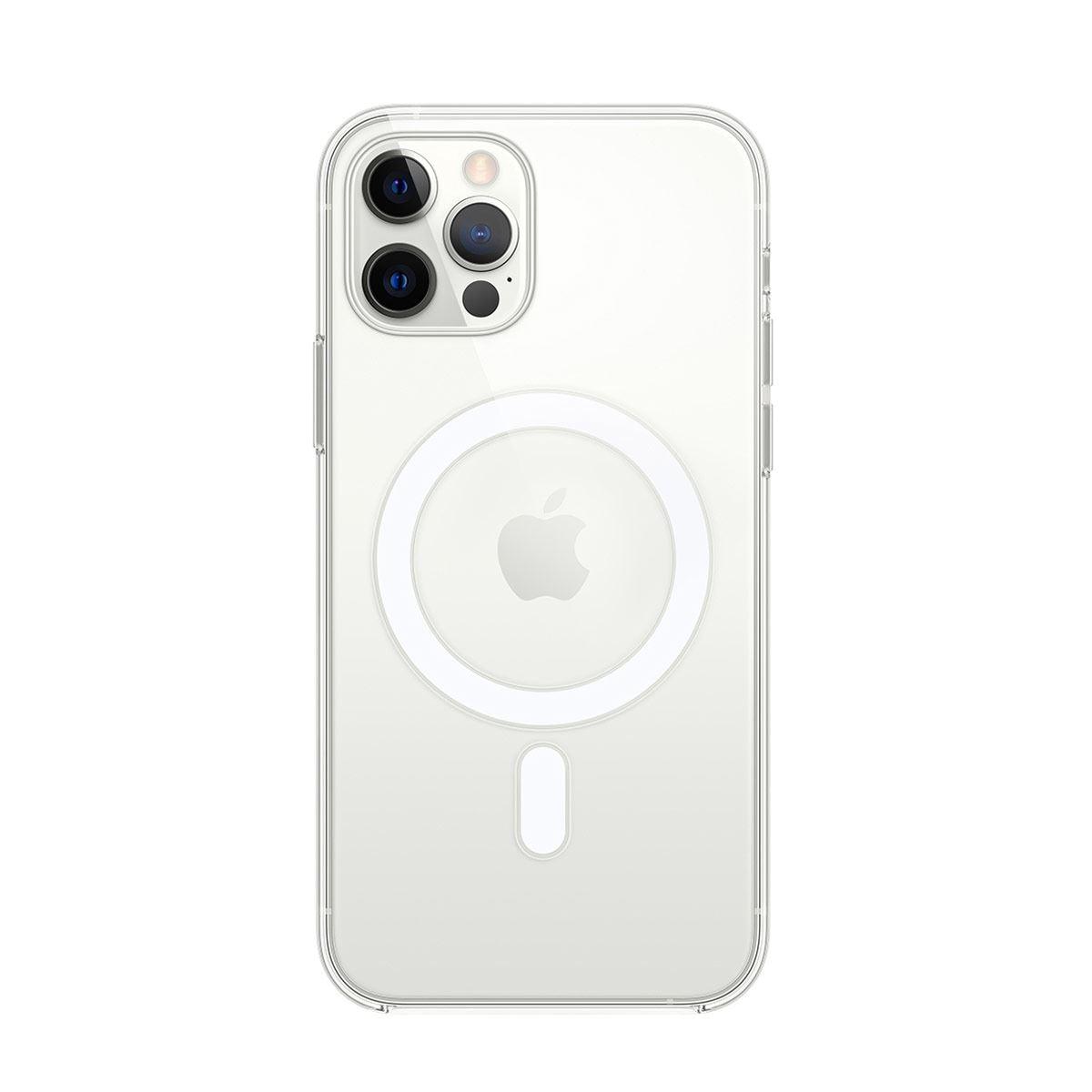 Funda Transparente con MagSafe para iPhone 12-12 Pro